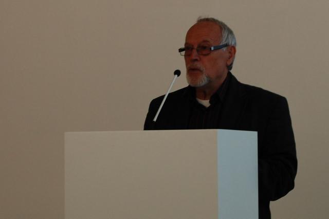 moderátor konference Josef Čáp