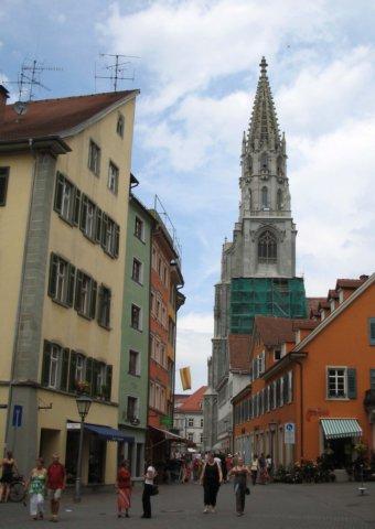 Cestou k Münsteru