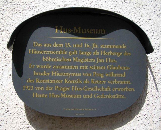 Husův dům - muzeum I