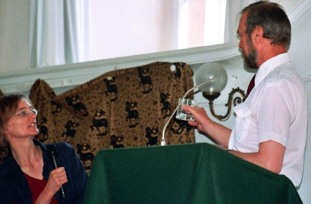 Königsfeld - komentář J.Polmy ke skleničkám z kongresu v Zelově