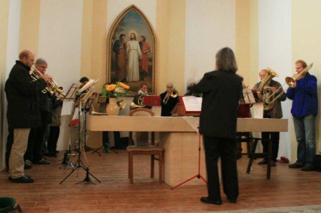 Koncert Hernhutských trubačů