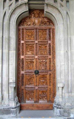 Münster - vstup