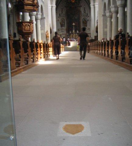 Münster z Husova stanoviště